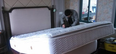 小编介绍床垫清洗的方法