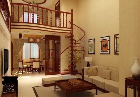 楼梯也是收纳柜