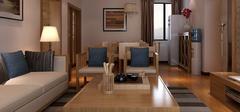 现代客厅装修,不同的风格流派!