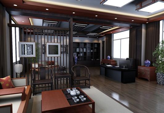 创意中式风格住宅