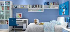 儿童房间装修效果图,打造快乐童年!