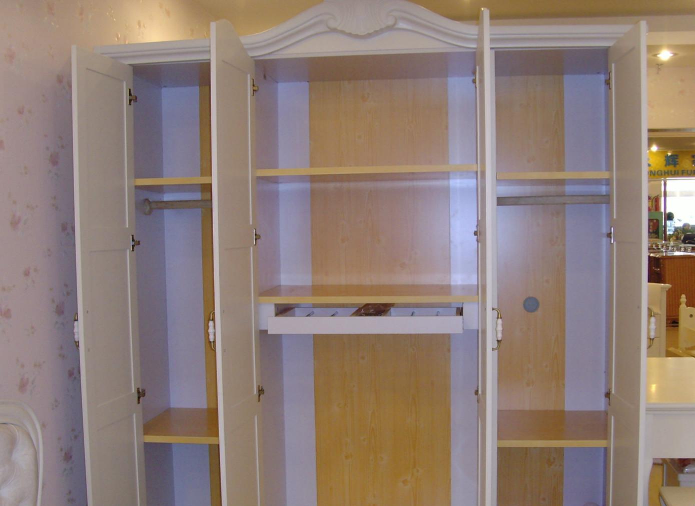 密度板衣柜