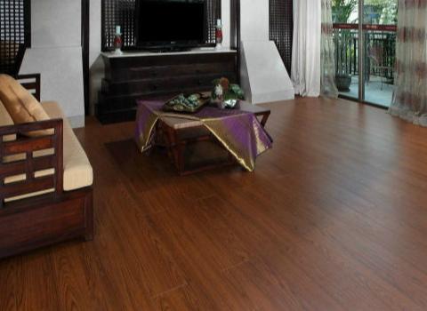 软木地板装饰效果图