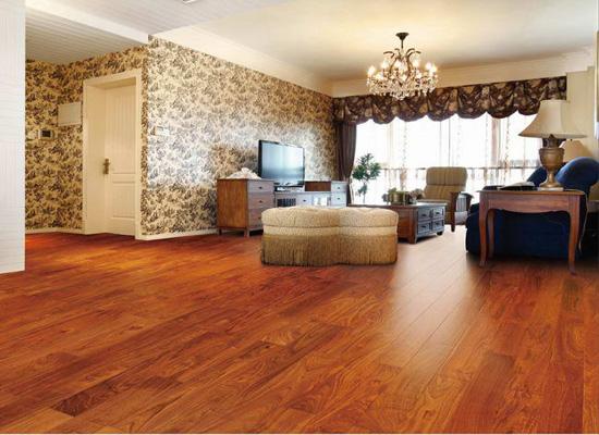 纯实木地板价格