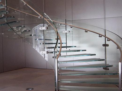 室内楼梯扶手的创意设计