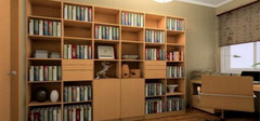 书房家具的选购技巧