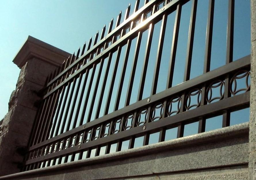热镀锌阳台护栏