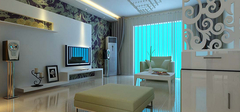 客厅窗帘选择哪种颜色好呢?