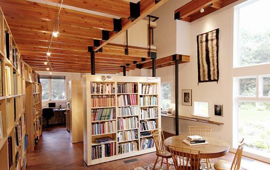 书房装修隔断