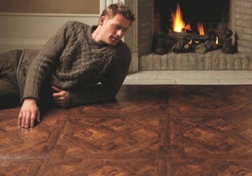 拼花地板效果图