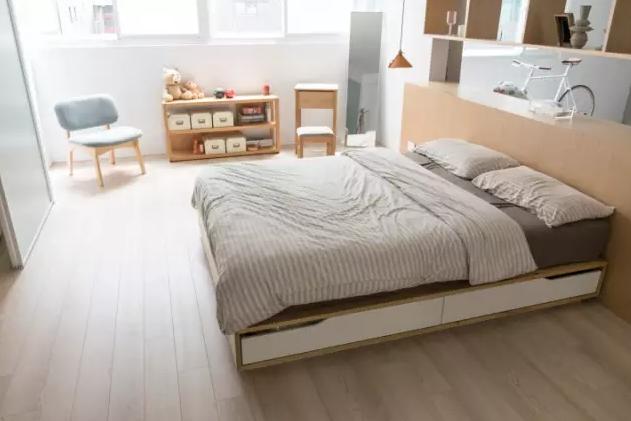 卧室的精心设计
