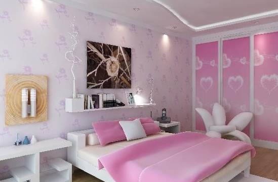 小卧室装修效果图