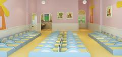 幼儿园墙面的装饰技巧有哪些?