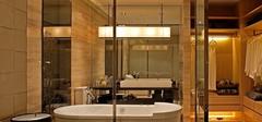 卫浴间隔断装修效果图欣赏