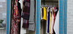 如何安装布衣柜?