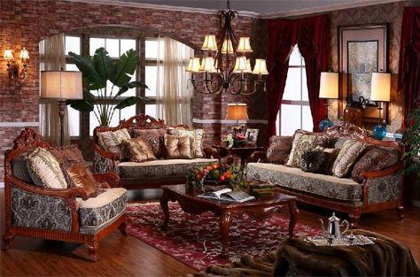 美式家具特点