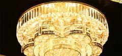 led水晶灯安装技巧,led水晶灯保养方法