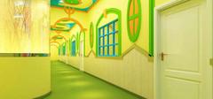 幼儿园墙面布置,幼儿园教室墙面布置