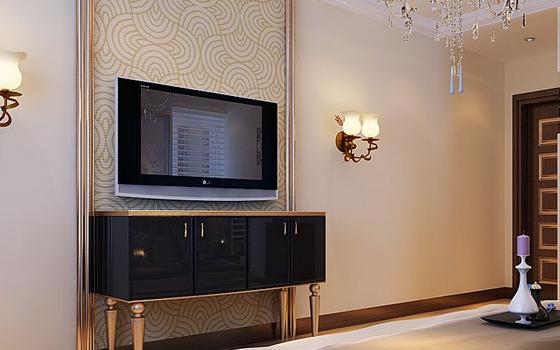 卧室电视墙装修效果图大全