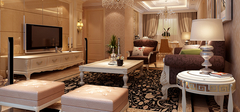 客厅电视墙设计,经典装修!