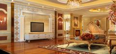 客厅之欧式风格打造妙招