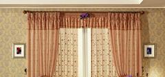 如何选购铝合金窗帘杆?