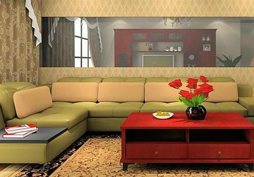 沙发装饰效果图