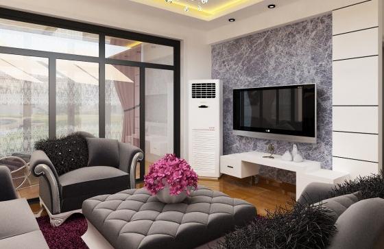 客厅电视墙设计