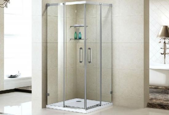 淋浴房玻璃清洗
