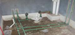 卫生间水管安装方法及注意事项