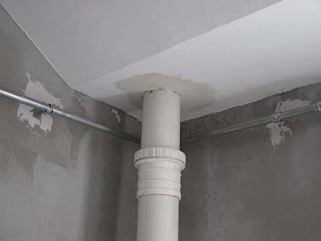 顶楼漏水解决办法