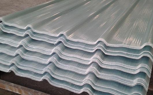 玻璃钢采光板