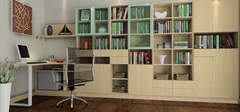 书柜如何将书房装饰更有格调