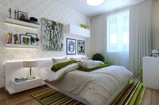 小户型卧室装修技巧