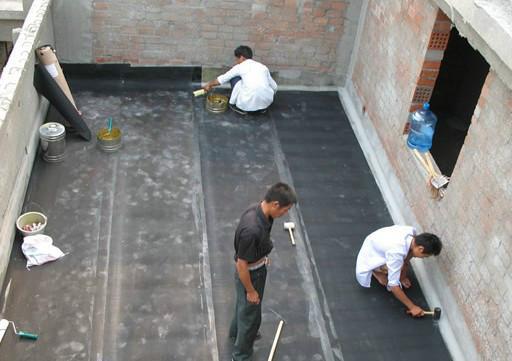 房屋防水补漏