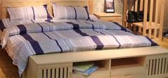 松木床的价格,松木床的优缺点