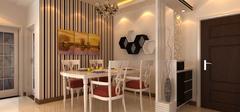 现代简约风格餐厅装修效果图欣赏