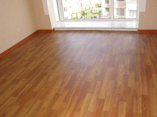 塑胶地板的优点