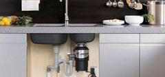 厨房垃圾处理器,让厨房更清白!