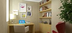 小书房装修效果图,经典装修!