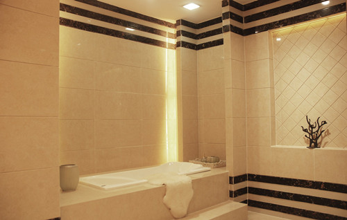 瓷砖辐射的解决方法