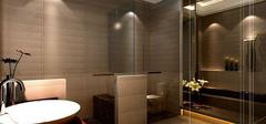 厕所隔断材料选择,隔出实用空间!