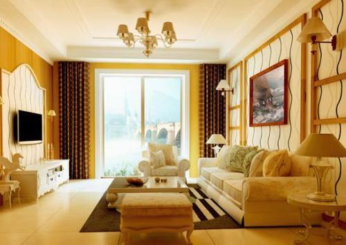 和房间比例不协调的家具
