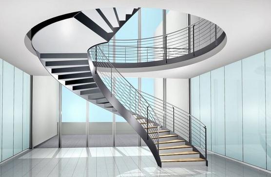 旋转楼梯设计