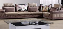 布艺沙发配色注意事项以及搭配的风格