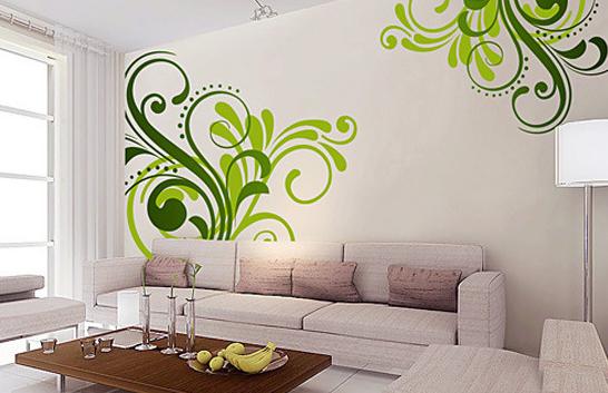 创意手绘墙