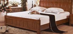 选购实木床有哪些技巧?