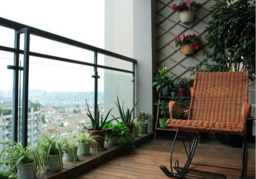 阳台设计效果图