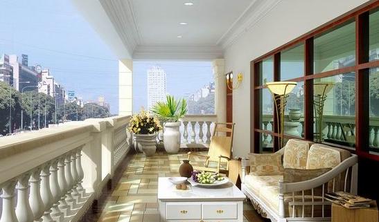露台和阳台的区别