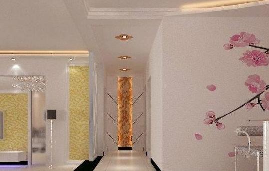 走廊吊顶装修效果图
